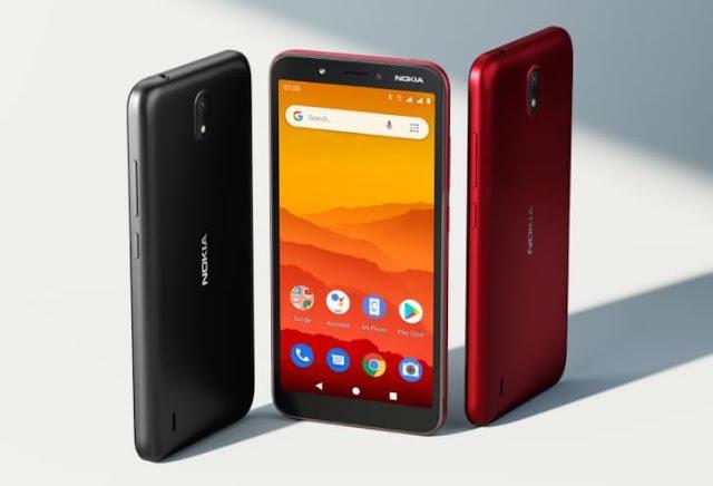 عادت نوكيا بهاتف رخيص للغاية. هذا هو Nokia C1 Plus