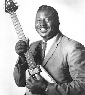 Blues legend Albert King