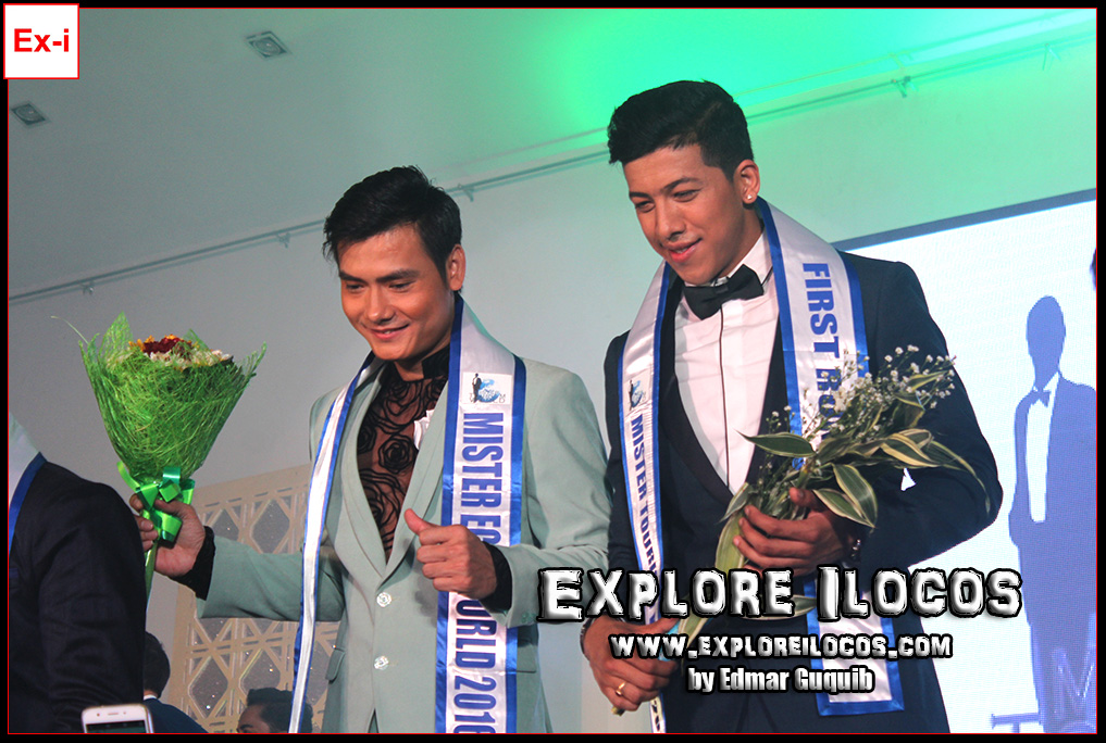 MISTER TOURISM WORLD 2016