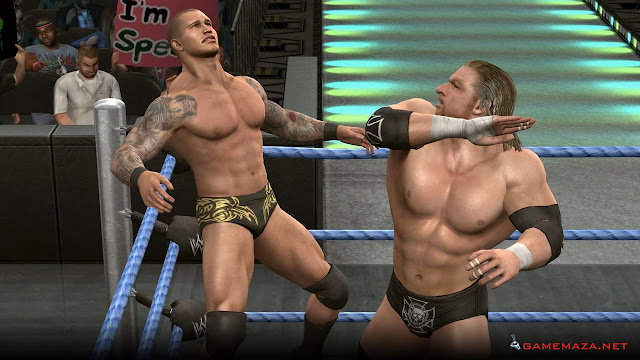 WWE RAW Ultimate Impact 2010 Gameplay Screenshot 4
