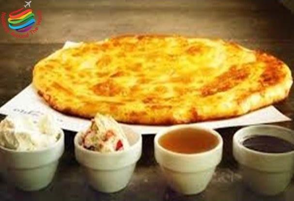 Meshaltet Pastry - Egyptian Cuisine