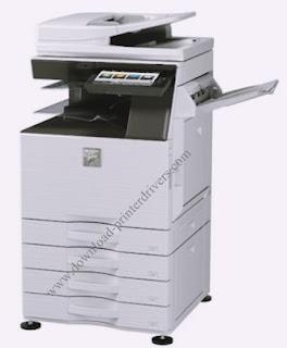 Sharp MX-3050N Printer Driver - Free Download