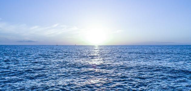 حلم البحر ، تفسير حلم البحر بالمنام ، تفسير حلم رؤية البحر فى المنام