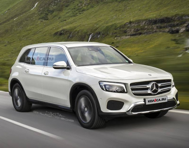 Mercedes-Benz GLB já tem versões registradas no Brasil