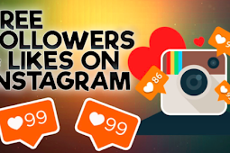 Get Free Likes and Followers On Instagram Update