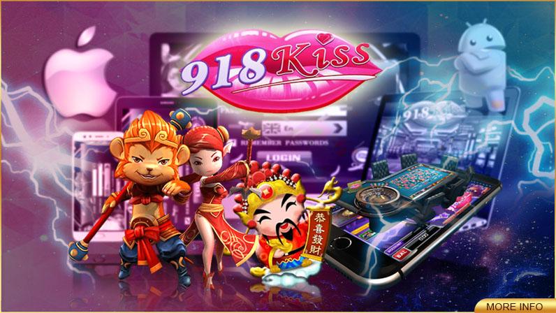 918Kiss Slot Casino