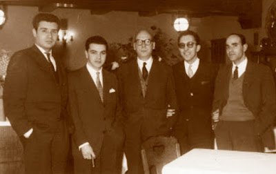 Ajedrecistas portugueses en 1963