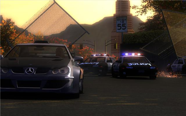 Need for Speed Most Wanted Black Edition PC Full Español