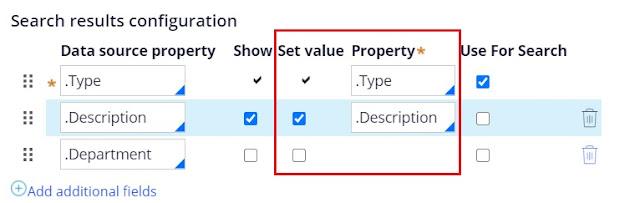 set value multiselect list control
