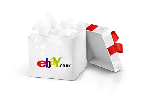 ebay gets physical via first uk xmas store - Ebay Christmas