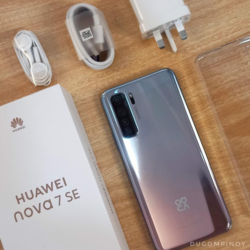 huawei nova 7 se 5g review