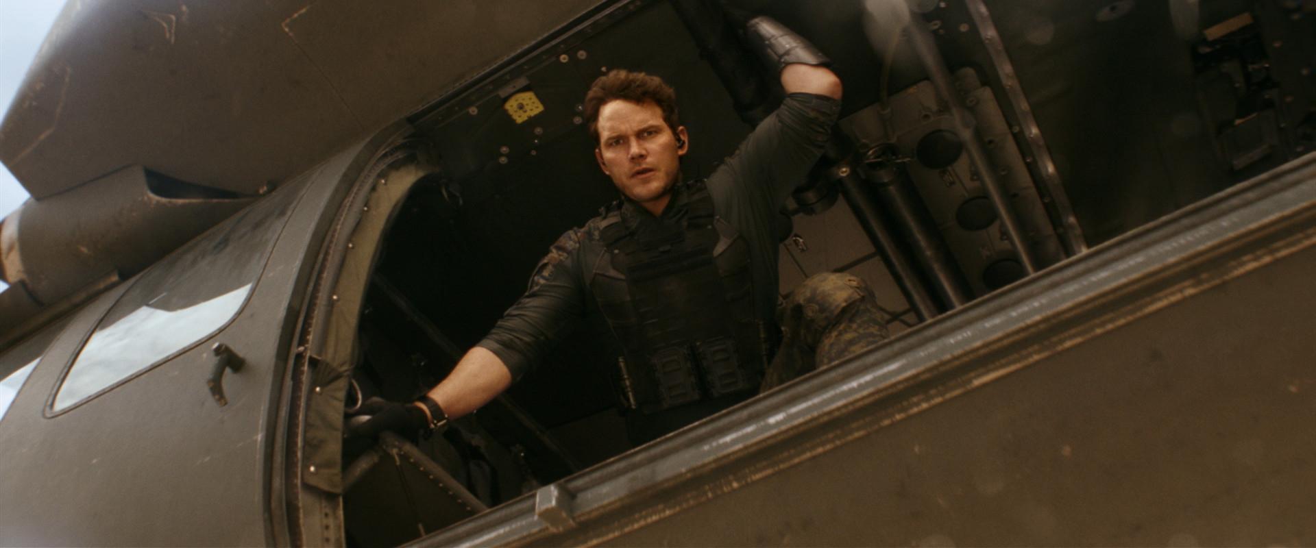 """Com Chris Pratt, Amazon lança trailer eletrizante do filme """"A Guerra do Amanhã"""""""