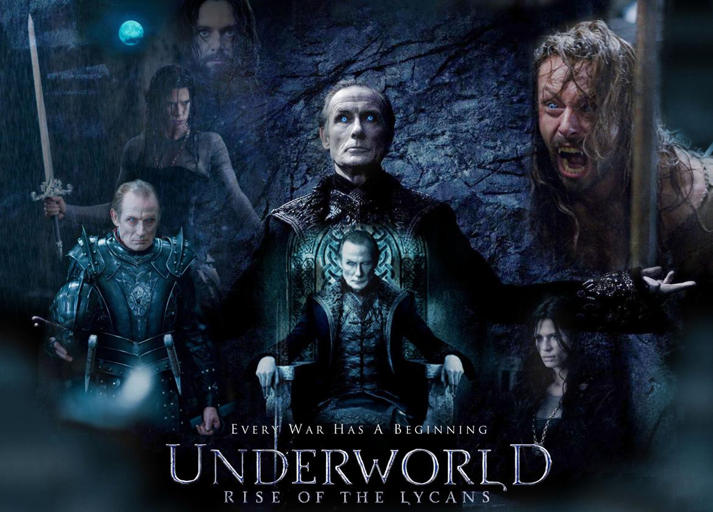 Thế Giới Ngầm 3: Người Sói Nổi Dậy - Underworld: Rise Of The Lycans (2009)