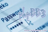 Reset password Admin phpBB3
