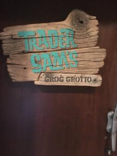 Trader Sam's Grog Grotto Sign Polynesian Resort