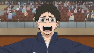 Hellominju.com : ハイキュー!! アニメ 第3期 烏野高校 顧問兼監督 武田 一鉄(CV: 神谷浩史 ) | Ittetsu Takeda | Haikyuu!! Karasuno High Faculty Advisor | Hello Anime !
