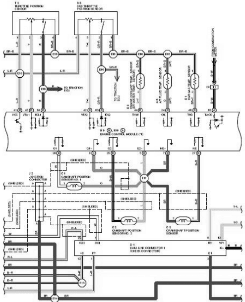 description 1995 toyota supra electrical circuit diagram features