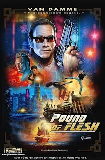 Xem Phim Điệp Viên Báo Thù - Pound of Flesh