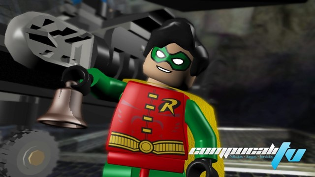 LEGO Batman The Videogame PC Full Español