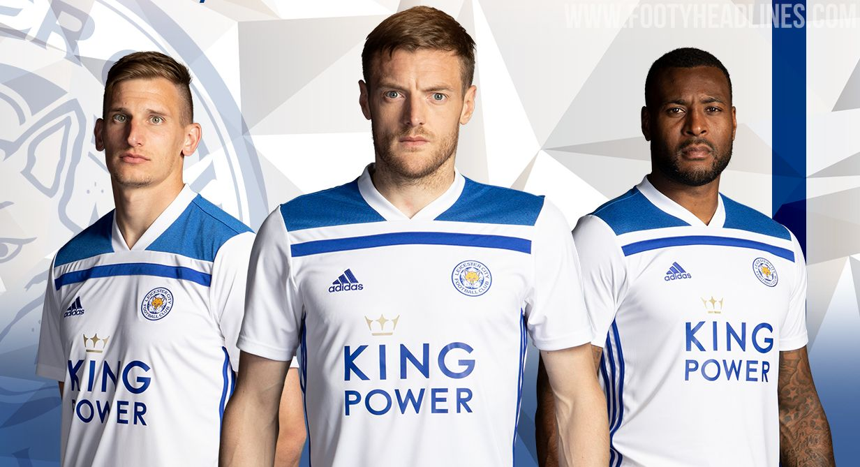 Adidas Leicester City 18-19 Third Kit Released - Footy ...