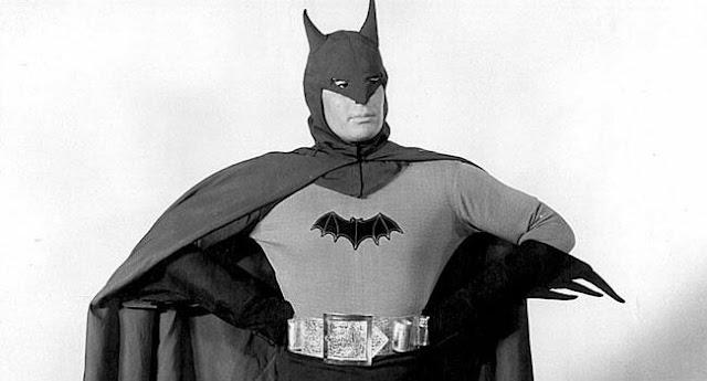 Lewis Wilson, o primeiro Batman ~ Memórias Cinematográficas