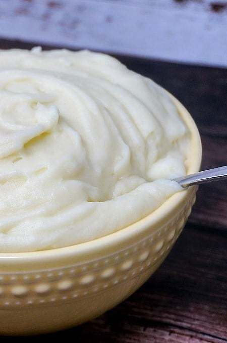 Instant Mashed Potatoes That Taste Homemade