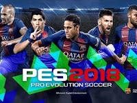 Minimum Spesifikasi Agar Bisa Main Game PES 2018 di PC dan Laptop
