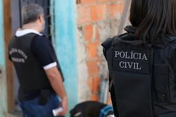 Polícia Civil prende dois homens e elucida homicídio ocorrido em Monte Alegre