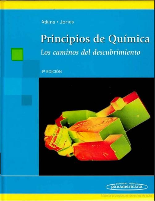 Principios de Química 3 Edición Peter Atkins, Loretta Jones en pdf