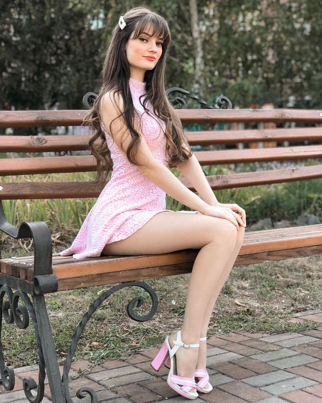 Beautiful Ukraine Girl DP 2021