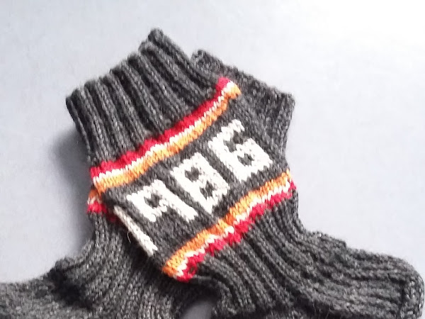 Liekkisukat - Flaming socks