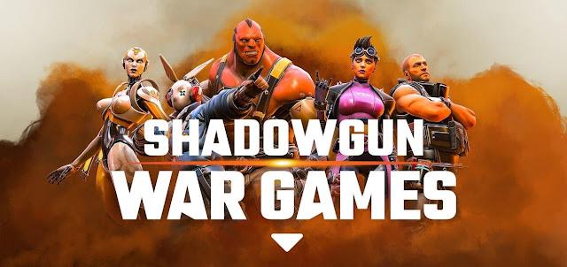 يمكنك لأن تحميل المسبق للعبة القتال Shadowgun War على الأندرويد