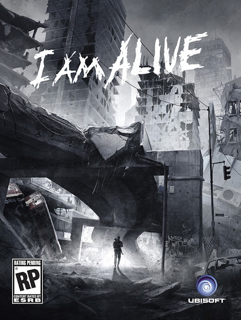I am Alive PC FULL Portada
