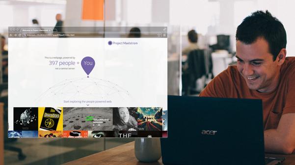 خدمة  BitTorrent  تكشف عن متصفح ويب سيغير طريقة عمل الويب جذريا