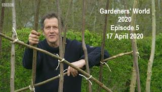 Gardeners' World 2020 - Episode 5 - 17 April 2020