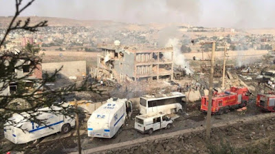 Lagi, Bom Guncang Turki Tenggara