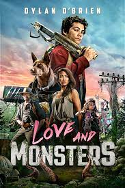 Nomeado aos Óscares, Romance Sci-Fi Love and Monsters, de Shawn Levy, Chega à Netflix. Veja o Trailer!
