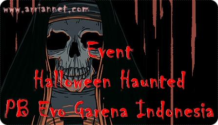 Update Event Terbaru Halloween Haunted PB Garena