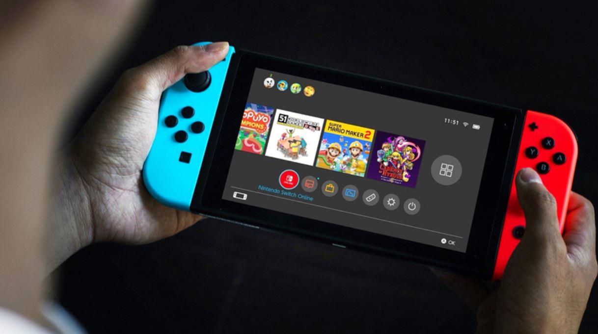 """""""نينتندو"""" تكشف عن وظائف جديدة في جهاز الألعاب """"Switch  """""""