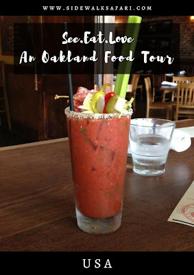 What to eat in Oakland California