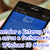 Como Instalar O Interop Tools 1.8 Sem Erros No Windows 10 Mobile