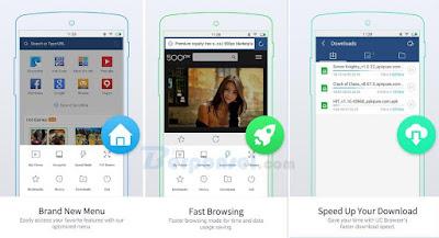 aplikasi browser paling terkenal dan tercepat di android