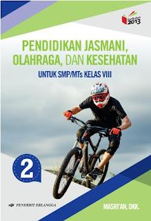 Pend. Jasmani, Olahraga & Kesehatan Smp Kls.Viii/K13N