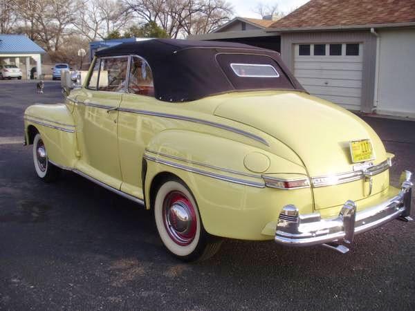 Craigslist Li Cars >> 1948 Mercury Eight Convertible | Auto Restorationice