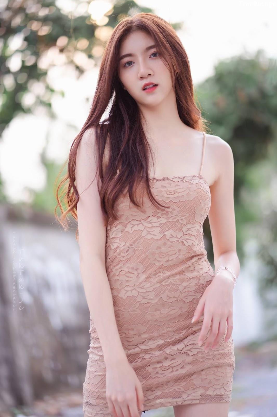 Thailand angel model Sasi Ngiunwan - Beauty portrait photoshoot - Picture 9