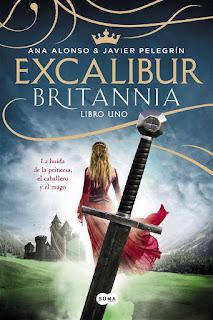Excalibur | Britannia #1 | Ana Alonso & Javier Pelegrín
