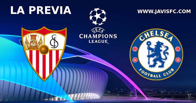 Previa Sevilla FC - Chelsea