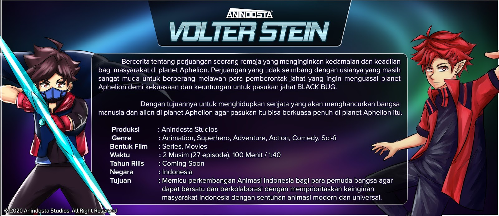 Synopsis of VOLTER STEIN