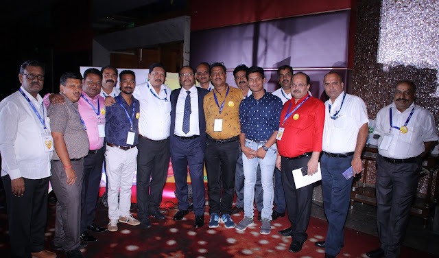 LDC India Oilseeds Sales Team with Distributors
