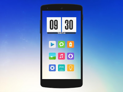 Free Download Miu - MIUI 8 Style Icon Pack v132.0 APK